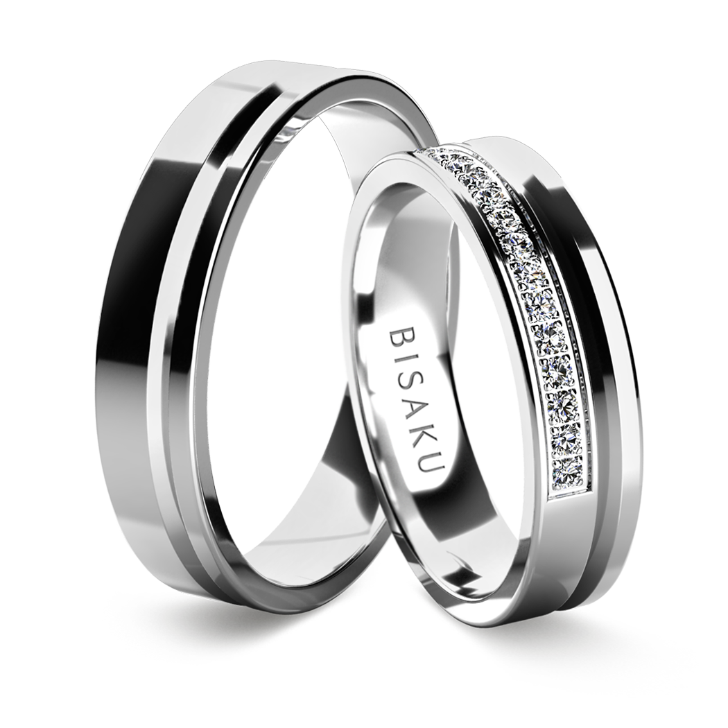 Wedding rings Anya